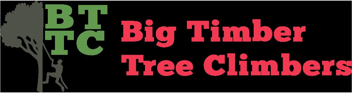Big Timber Tree Climbers Logo